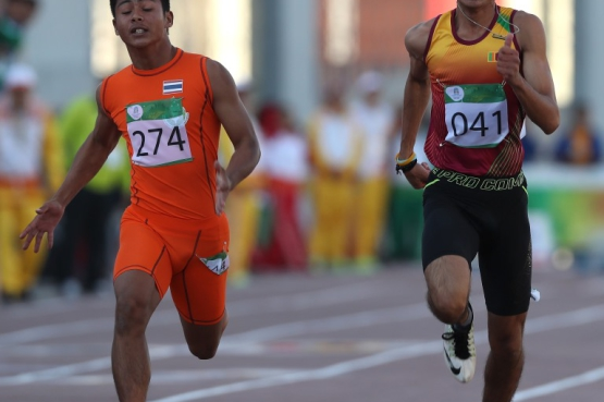 6th Children of Asia Games Top Photos