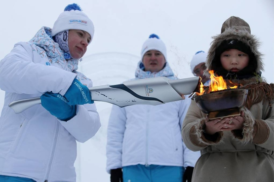 Torch Relay of the Games