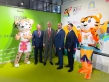 An entry of the 7th Children of Asia International Sports Games Vladivostok2022 was presented