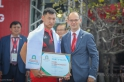 Pavel Chernogradsky became the Children of Asia Games Ambassador