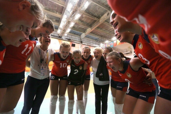 TRIUMPH IN CHILDREN OF ASIA GAMES ACCEPTED AS TOP VICTORY IN KHAKASSIA