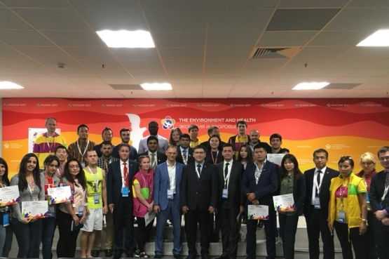 Summit of Young Professionals Completed in Sochi